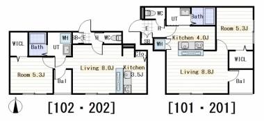 Katorea(カトレア)101号室