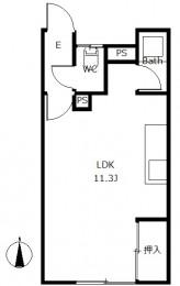 サニーレジデンス 7号室(事務所)