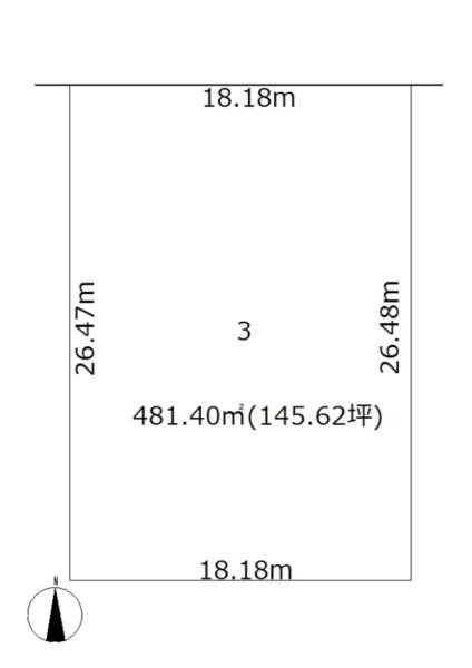 大樹町幸町 売土地10-57③