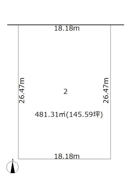 大樹町幸町 売土地10-57②